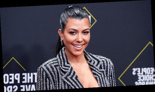 Kourtney Kardashian Reveals Her Relaxing Facial Massage Routine To Keep Skin Glowing — Watch