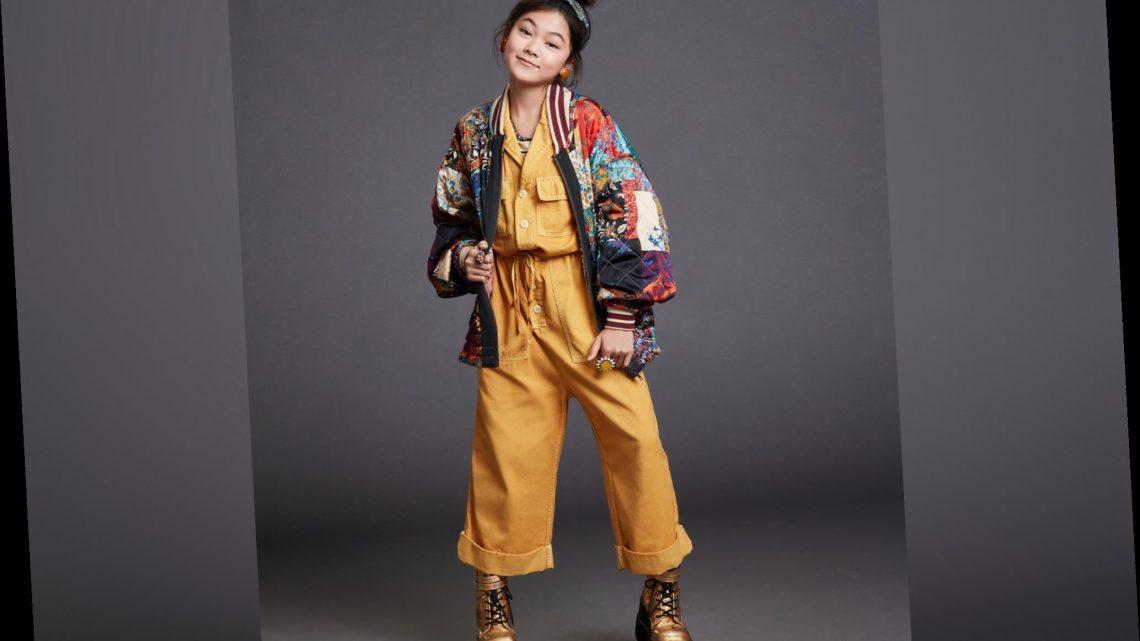 Meet 'The Baby-Sitters Club' star Momona Tamada