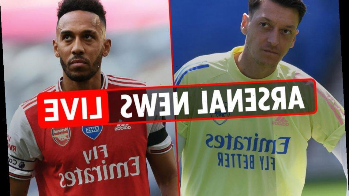 10am Arsenal transfer news LIVE: Thomas Partey alternative found, Joel Fernandes LATEST, Zaha wants to leave Palace – The Sun