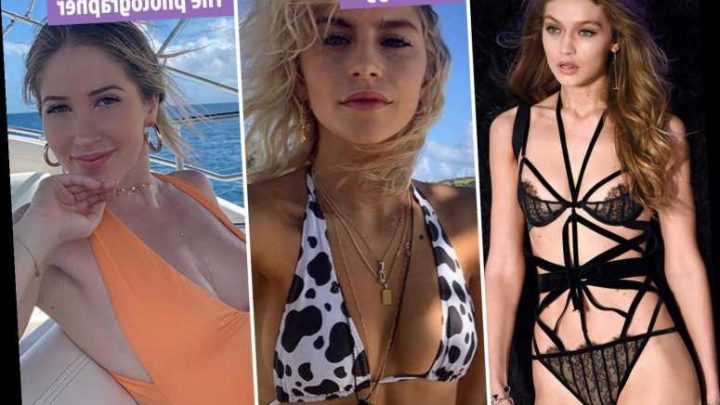 Meet the super-rich girl squad of Brooklyn Beckham's fiancee Nicola Peltz – and Justin Bieber knows a few VERY well!