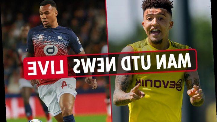 3.30pm Man Utd transfer news LIVE: Gabriel in £27m talks, Dortmund 'to agree £60m Sancho fee', Raul Jimenez asking price – The Sun