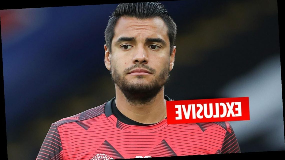 Sergio Romero wants showdown talks with Man Utd over his future with Henderson returning to fight De Gea for No1 spot