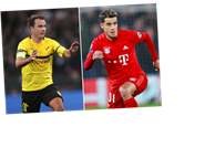 Gotze voted Bundesliga's 'biggest disappointment' ahead of Coutinho by fellow pros as Dortmund career comes to sad end