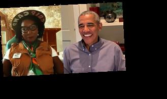 See Barack Obama's Surprise Visit to 'Crip Camp' Virtual Workshop