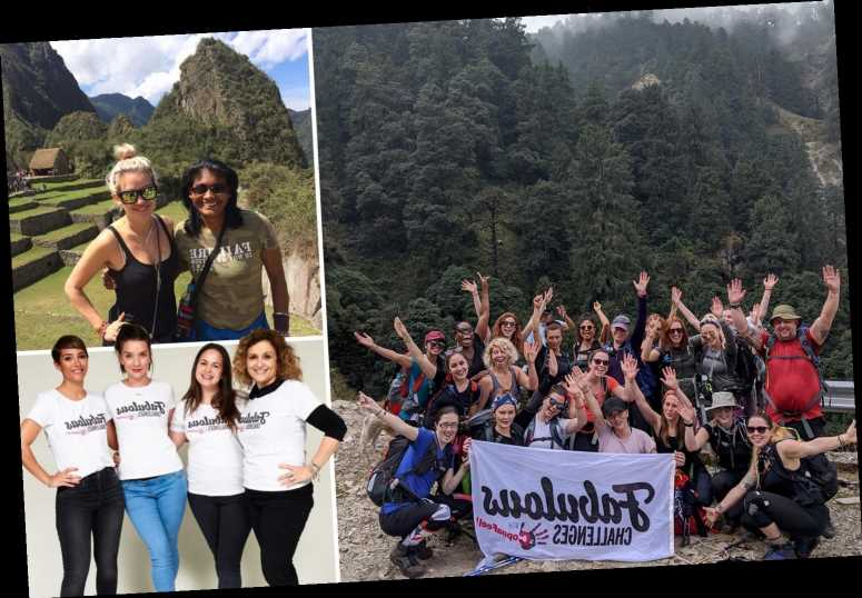 Join our Fabulous Challenge trek to raise money fo  Jo's Cervical Cancer Trust in the post-Covid trip of a lifetime