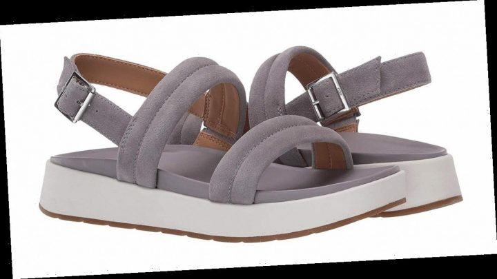 These UGG Sandals Are Sweeping Us Off Our Feet — Now 25% Off