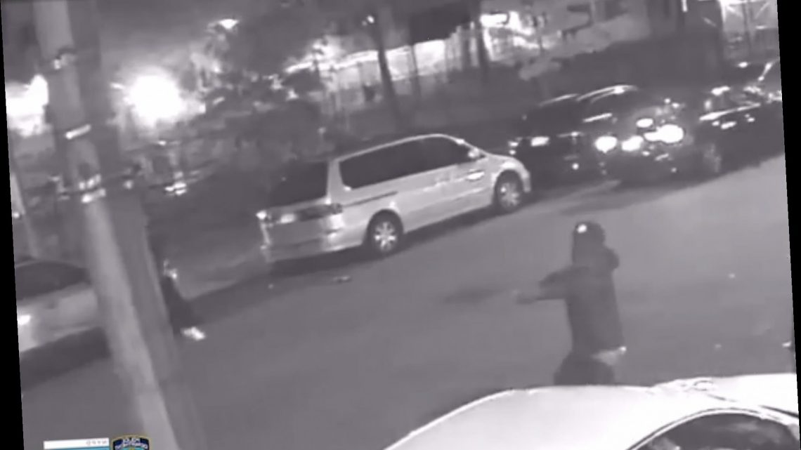 Gunmen open fire in fatal Upper West Side shooting, new video shows