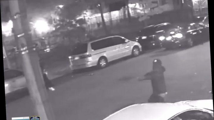 Gunmen open fire in fatal Upper West Side shooting, new video shows
