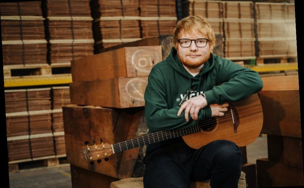 Ed Sheeran on addiction: 'it feels good, but it's the worst thing for you'