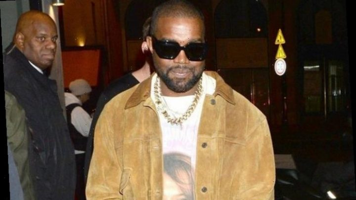 Kanye West to Build 10-Bedroom House in Wyoming