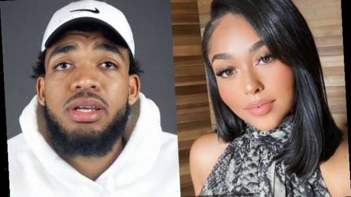 Jordyn Woods Beams During Dinner Date With NBA Star Karl-Anthony Towns