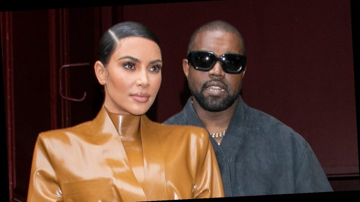 Kim Kardashian's Reaction to Kanye West's Presidential Announcement Was Very Subtle