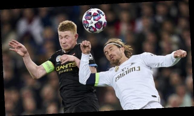 Champions League: Man City get green light to host Real Madrid at Etihad Stadium