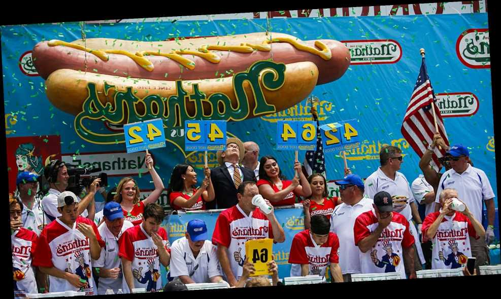 Where is the hot dog eating contest in 2020? New Coney Island location after move during COVID-19