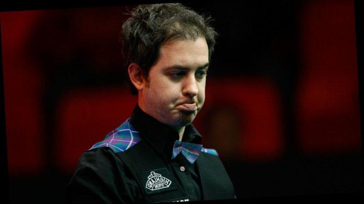 World Snooker Championship: Anthony Hamilton withdraws due to coronavirus fears