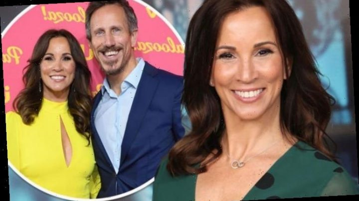 Andrea McLean: Loose Women star addresses mishap in 'love messages' with husband