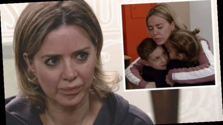 Coronation Street spoilers: Abi Franklin 'distraught' over heartbreaking update on twins