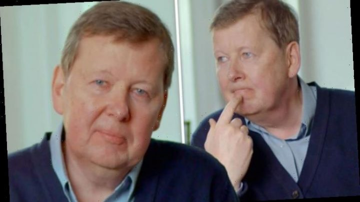 Bill Turnbull: BBC star reveals fears after painful moment 'I'm always very cautious'