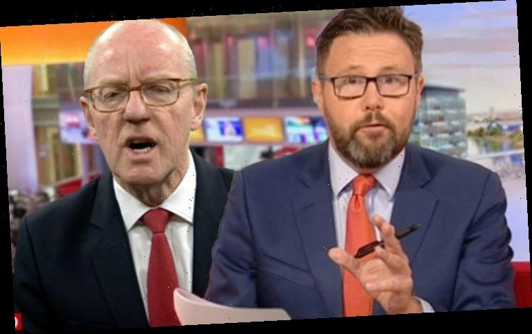 BBC Breakfast host shuts down Nick Gibb over Covid-19 testing confusion: 'That was wrong'