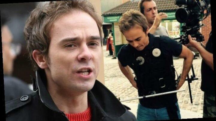 Jack P Shepherd: Coronation Street's David Platt addresses major set moment 'Did f*** all'