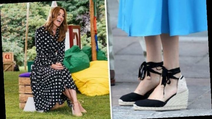 Royal style: Why espadrilles are this year's comfy summer must-have for fashionable royals