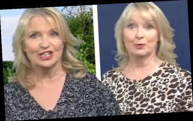 Carol Kirkwood: BBC weather presenter left stunned after fan's 'crazy' revelation 'What!'