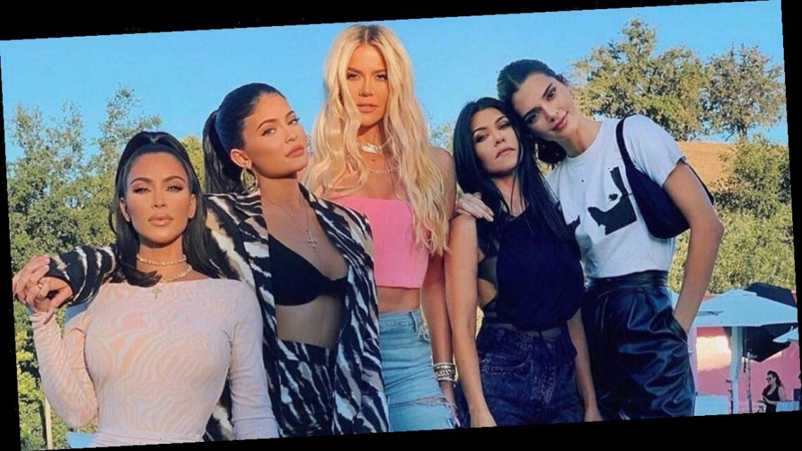 How tall are the Kardashians? From Kim to Kylie, here's a look at who the tallest and shortest siblings are