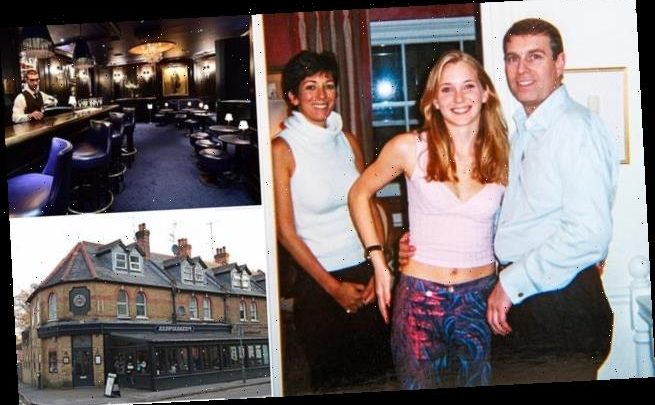Witness claims she saw Prince Andrew dancing Virginia Roberts