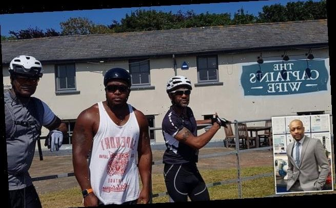 Pub accused of racism after staff refused three black cyclists a table