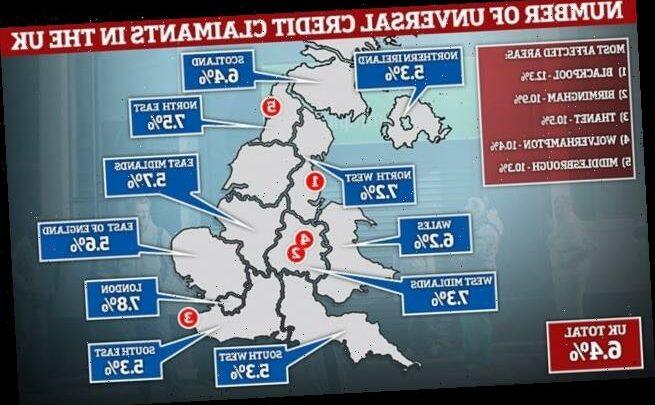 Blackpool tops list of areas hit hardest by Covid jobs bloodbath
