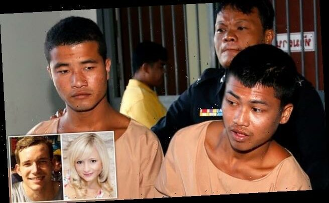 Parents of murdered British backpacker 'grateful' to Thai king
