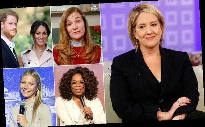 Prince Harry 'absolutely adores' Texan self-help guru Brené Brown
