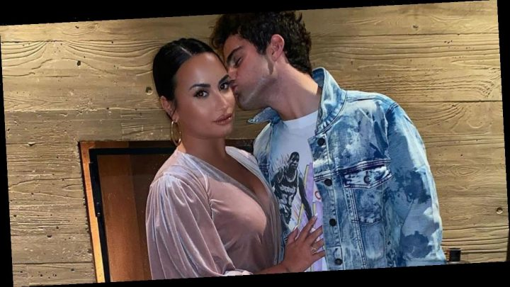 Was Demi Lovato Lurking My Pinterest Boards? 'Cause She Found My Ideal Date-Night Outfit