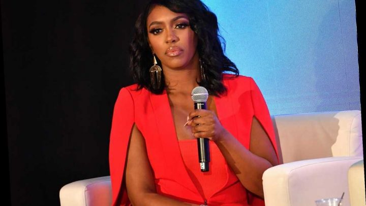 Porsha Williams is putting it 'all on the line for change'