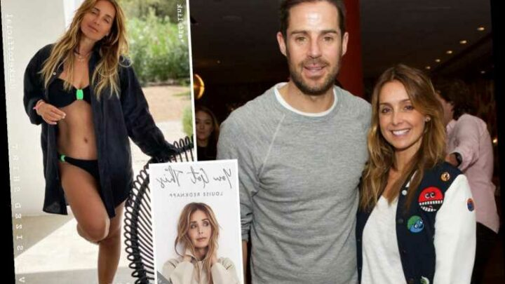 Jamie Redknapp unfollows ex wife Louise after she announces tell-all book