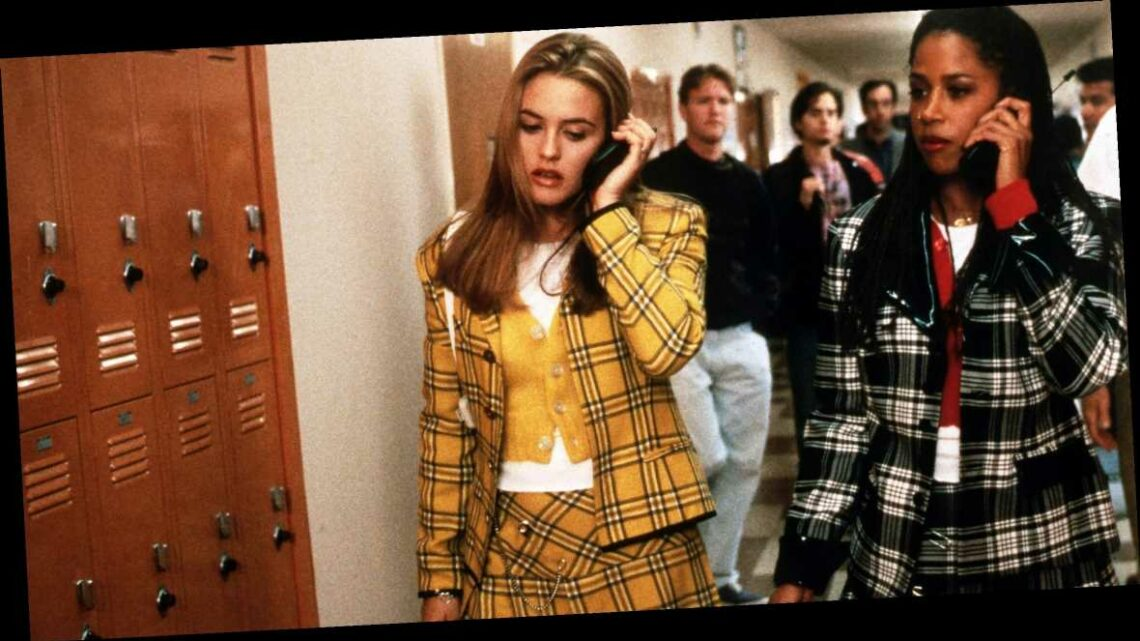 Alicia Silverstone Talks 'Clueless' Fashion and That Iconic Yellow Plaid Look