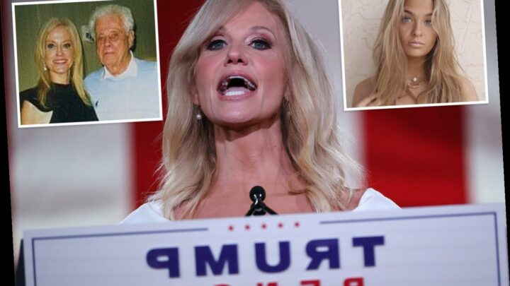 Kellyanne Conway hails 'family, faith and freedom' amid personal turmoil of daughter's 'estrangement' and losing father