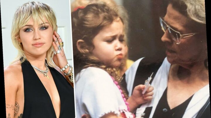 Miley Cyrus mourns the death of her grandma Loretta as she says she will 'ache everyday'