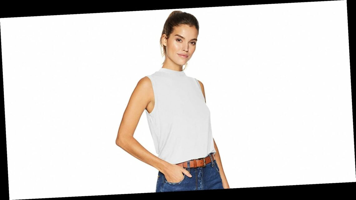 This Affordable Tank Tee Will Be Your New Everyday Essential