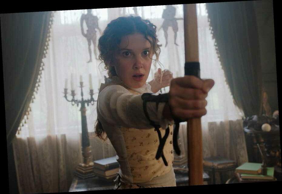 Millie Bobby Brown Is Sherlock Holmes' Teen Sister in 'Enola Holmes' Trailer