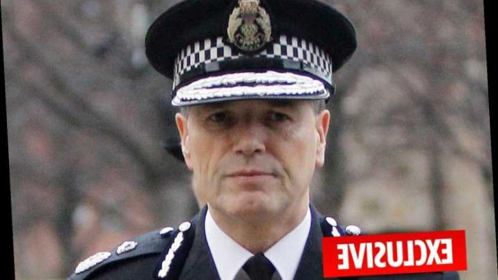 Top cop defending Met's VIP paedophile ring inquiry worried about what to do with his hat when addressing media