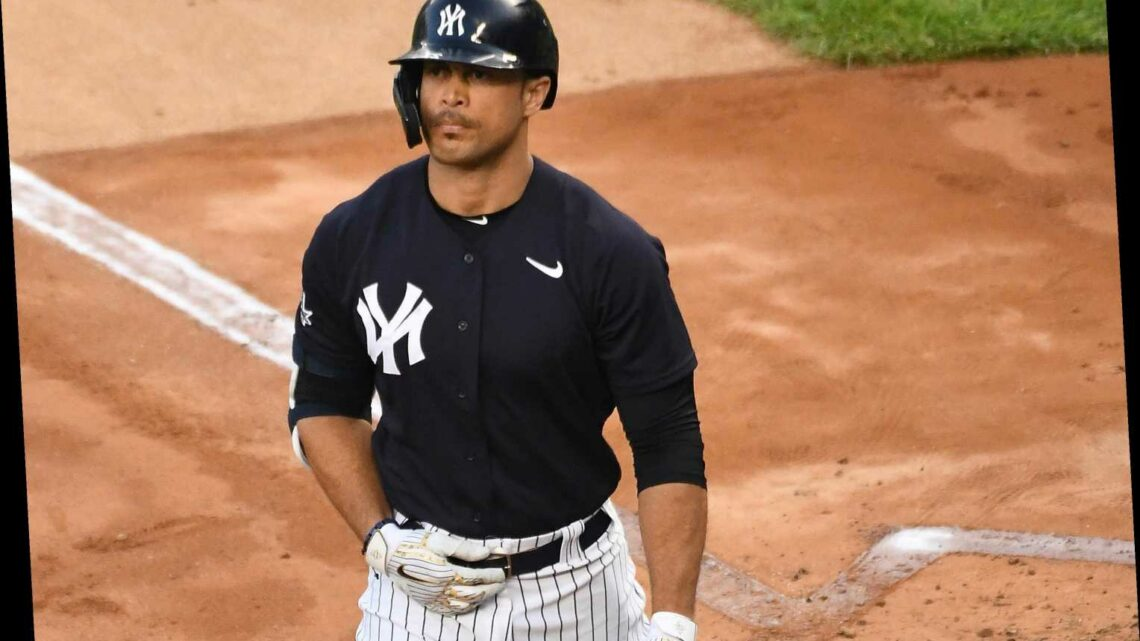 Giancarlo Stanton shares Yankees' fans pain: 'I am disappointed in myself'