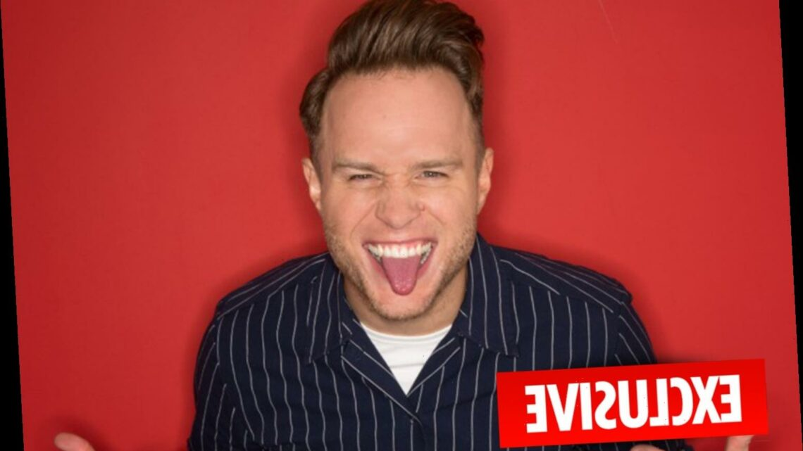 Olly Murs didn't tell girlfriend Amelia Tank about spesis scare despite being given just two hours to save his leg