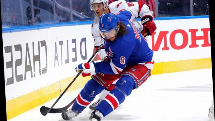 Rangers playoff fallout includes Jacob Trouba-induced dilemma