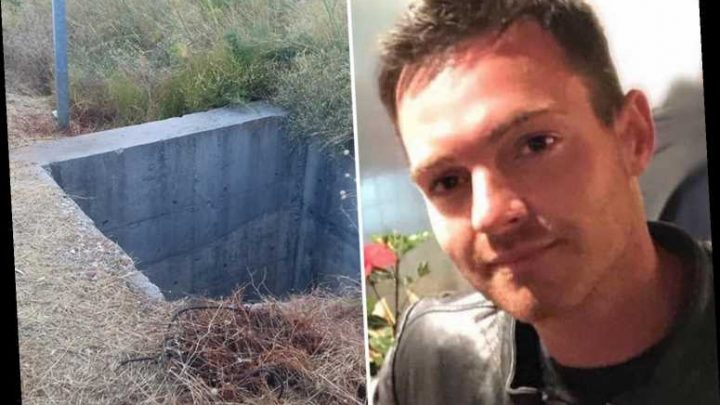 Brit, 39, dies of head injuries after falling down uncovered manhole in Spain and not being found for 15 hours
