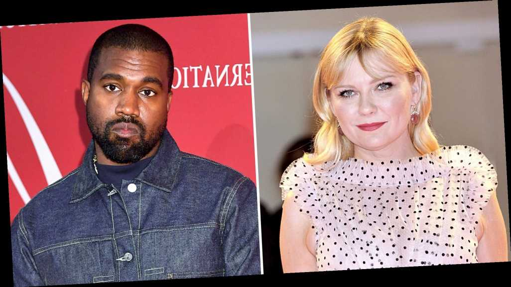 Kirsten Dunst Questions Why Kanye West Used Her Image in Campaign Poster