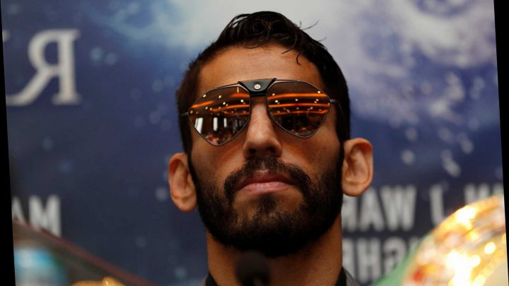 Jorge Linares tests positive for coronavirus and advised to rest for 10 days with Fortuna fight just weeks away