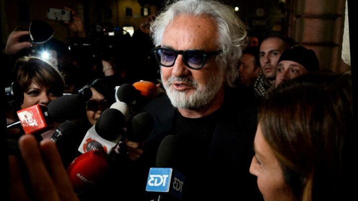 Ex-Renault boss Flavio Briatore, 70, rushed to hospital and in 'serious' condition with coronavirus