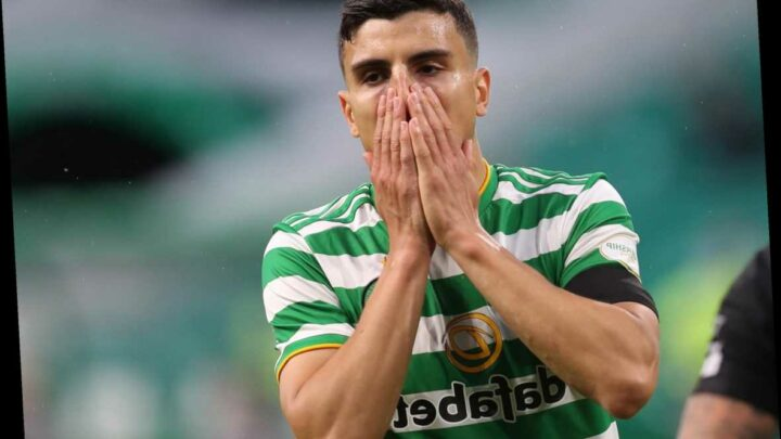 Celtic 1 Ferencvaros 2: Hoops knocked OUT of Champions League after shock defeat