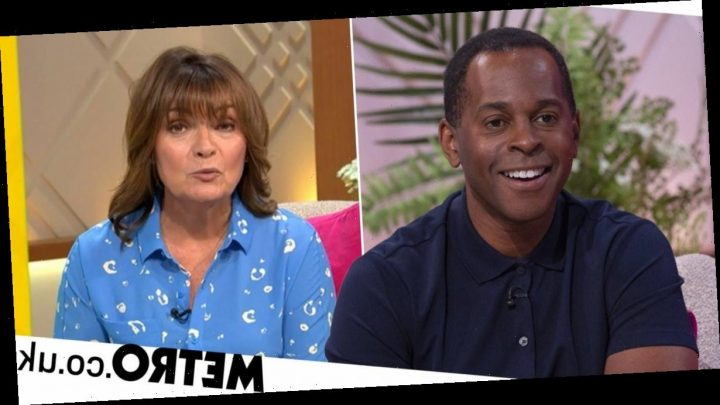 Andi Peters praises ITV for using more black hosts as he replaces Lorraine Kelly